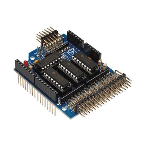 ingressi analogici shield espansione ingressi analogici per arduino