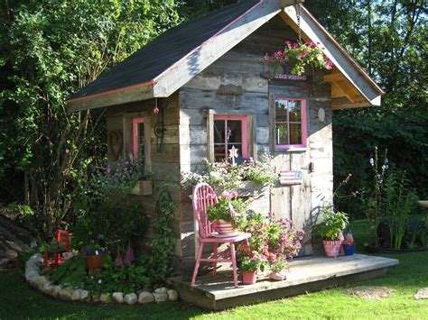 shabby chic gartenhaus outdoor get inspiring ideas through these beautiful