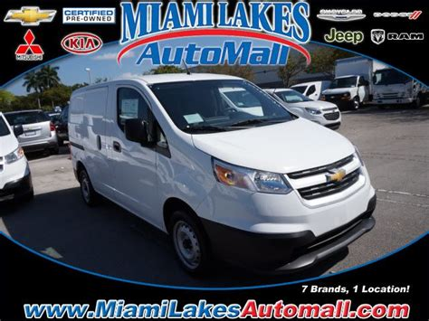 Ls In Miami Lakes by 2017 Chevrolet City Express Cargo Ls Miami Lakes Fl 16943169