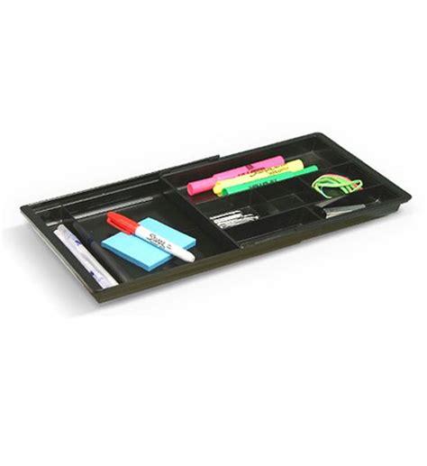 Divided Drawer Organizer drawer doubler divided organizer black in cosmetic drawer organizers