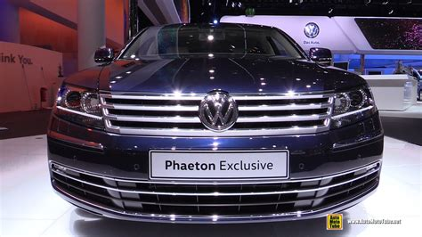 volkswagen phaeton 2016 2016 volkswagen phaeton exclusive exterior interior