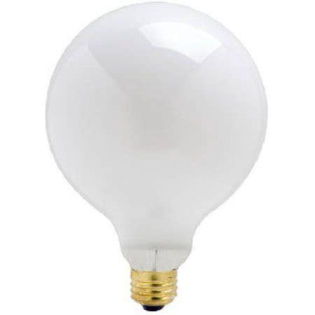 vanity globe light bulbs globe electric 70966 100 watt vanity globe light bulb