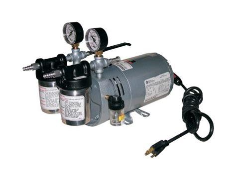 Gast Doa P504 Bn Doa Oilless Diaphragm Vacuum Untuk Lab gast ad220 for rotary vane vacuum pumps 1 qt bottle vehicles parts vehicle parts