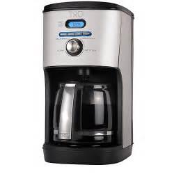 tru select brands cm 1299 dcm 12 cup programmable coffee maker walmart com