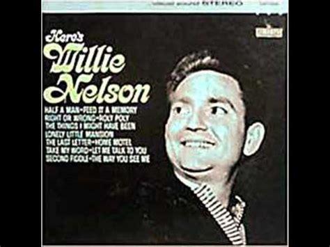 Willie Nelson The Last Letter