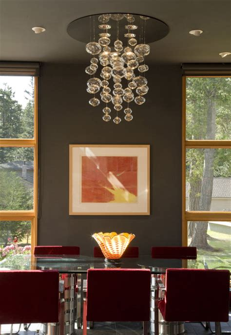 Houzz Dining Room Lighting Dining Room With Light Eclectic Dining Room