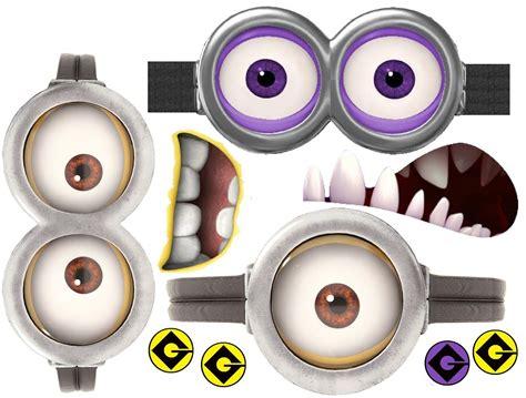 large printable minion eyes free printable minion goggles how to make a minion shirt