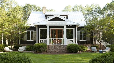 cottage building plans farmdale cottage southern living house plans