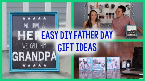 the view day gift ideas diy fathers day gift ideas easy cheap crafts