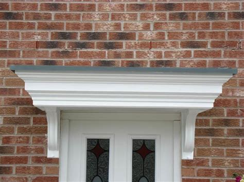 Canopies For Front Doors by Door Canopies Advanced Windows