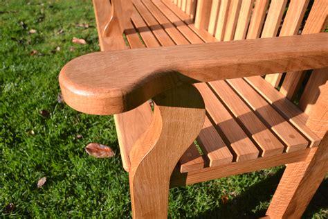oak memorial benches bespoke english oak memorial bench jla joinery
