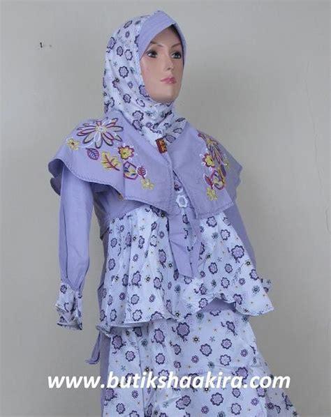 Gamis By Keke 3 busana muslim anak keke terbaru 2010 grosir dan eceran