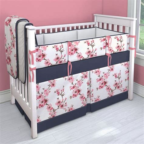 cherry blossom crib bedding 1000 ideas about cherry blossom nursery on pinterest