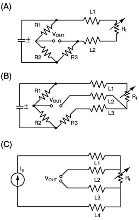 4 wire rtd wiring diagram 4 wire bearing rtd sensor