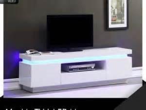 j cdiscount flash meuble tv 165cm blanc laqu 233 avec