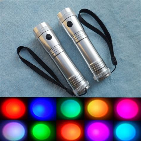 color changing flashlight popular color changing led flashlight buy cheap color