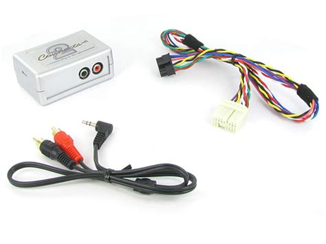 Adaptor Jimny suzuki grand vitara sx4 and jimny ii aux adapter