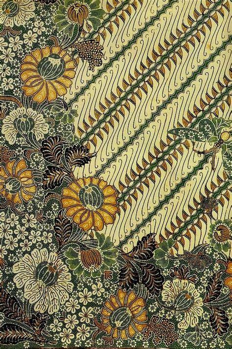pattern indonesia batik 31 parang wenang buketan yogyakarta batik pinterest