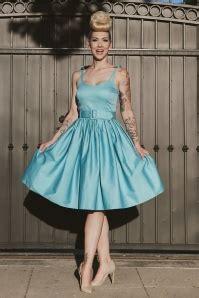 Blue Denim Vanya Dress plus sizes