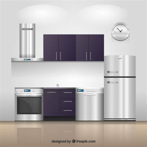Kitchen Furniture Vectors, Photos and PSD files   Free