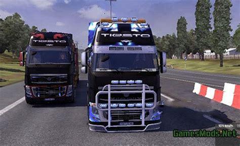 Trucker Tiesto 3 volvo tiesto skin 187 gamesmods net fs17 cnc fs15 ets 2 mods