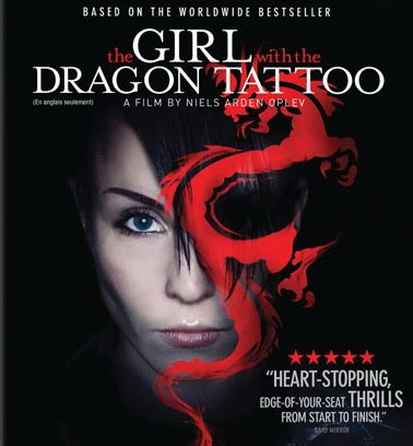 the girl with the dragon tattoo 2009 the with the 2009 nudge