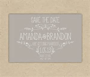 vintage save the date templates free save the date custom printable template vintage 2054