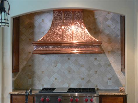Copper Kitchen Exhaust by Ideas For Kitchen Copper Hoods The Homy Design