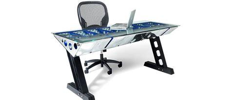 airplane wing desk beech wing flap desk motoart
