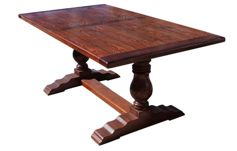 dining room trestle table wood tables designer modern decor tips cool salvaged wood trestle dining table for