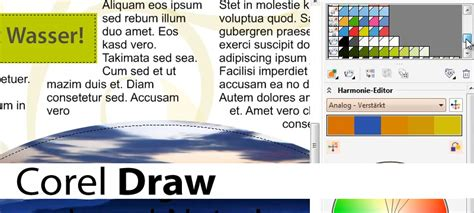 tutorial de corel draw x7 pdf tutorial coreldraw x7 andockfenster farbstile psd