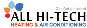 comfort tech air conditioning all hi tech heating and air conditioning