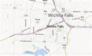 wichita falls map wichita falls weather station record historical weather