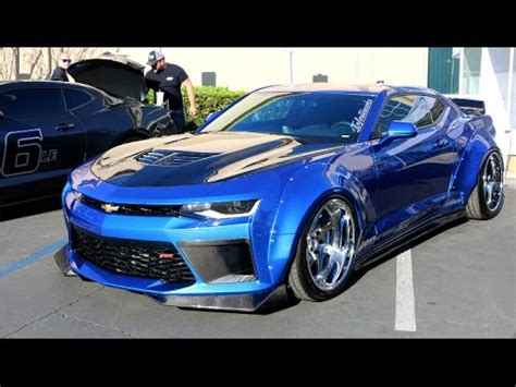 widebody camaro widebody ss camaro