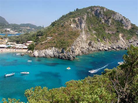 Landscape Pictures Of Greece Dot Greece 49 Corfu Landscape 24