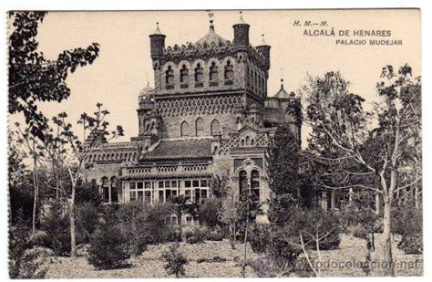 fotos antiguas alcala de henares postal alcal 225 de henares madrid palacio mud comprar
