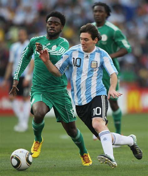 argentina v nigeria b 2010 fifa world cup zimbio