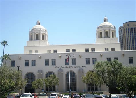 Westchester Post Office by Westchester Post Office Los Angeles Happy Memorial Day 2014