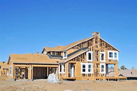 home warehouse design center big bear lake california house under construction editorial stock image image of