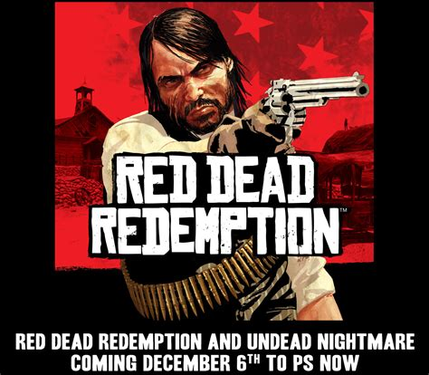 Kaset Bd Ps3 Original Dead Redemption Undead Nightmare on this coming tuesday december 6th the ps3 versions of