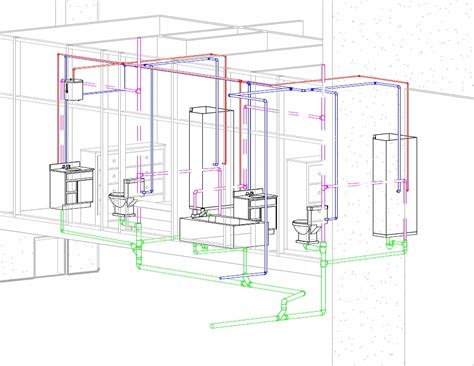 Design Plumbing by Revit Mep 2010 Plumbing Design 101b