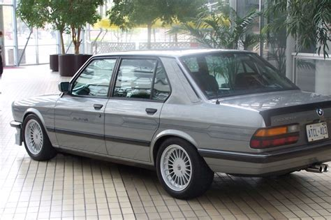 b7 bmw just listed 1986 bmw alpina b7 turbo automobile magazine