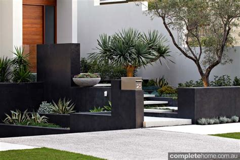 modern home design outdoor a contemporary coastal landscape design completehome