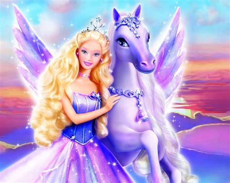 film barbie jaman dulu barbie magic of pegasus barbie movies 12469829 1280 1024 jpg