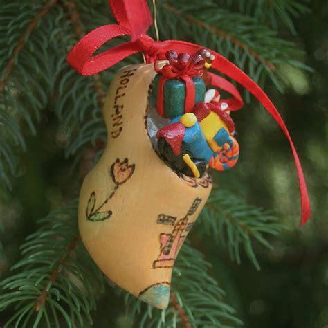 Handmade Santa Ornaments - dear santa these ornaments can fill