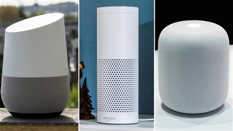battle of the smart speakers google home vs amazon echo google home vs amazon echo vs apple homepod find out the