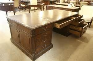 high end desk executive leather top desk large mahogany desk high end
