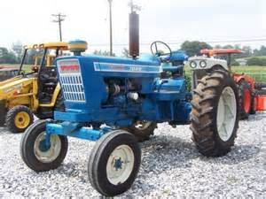 Ford 7000 Tractor 145 Ford 7000 Flat Deck Farm Tractor Lot 145