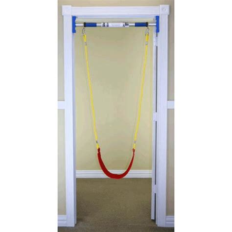 indoor strap swing playaway toy rainy day indoor strap swing therapy swings