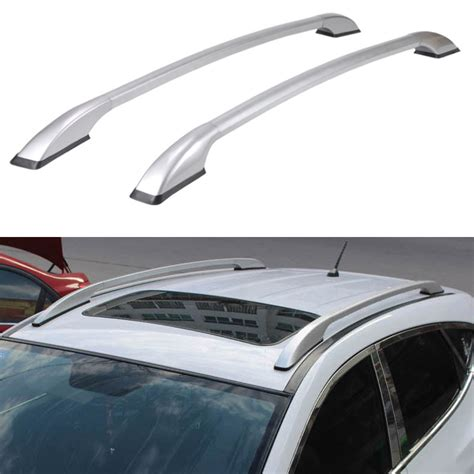 Universal Cl Holder U Small Sc roof rail flomaster u roof rail for car set of 2 silver